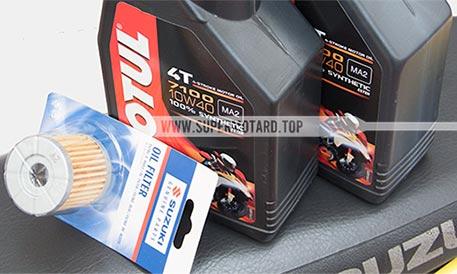 aceite para suzuki drz 400