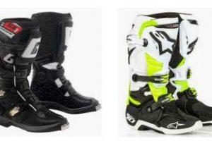 botas para supermotard y motocross