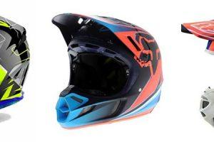 cascos para supermotard y motocross