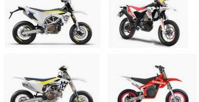 motos para supermotard